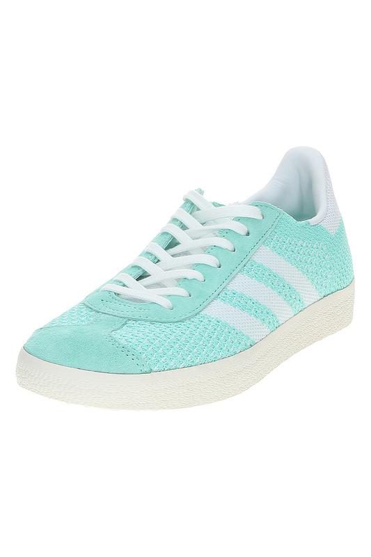 Кеды женские Adidas BB5210 зеленые 36 RU