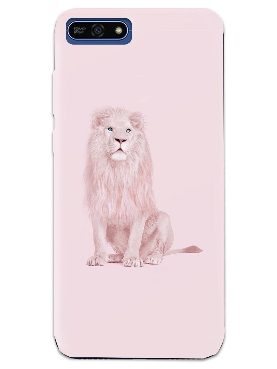 Чехол СМАКС Albino Lion для Huawei Honor 7A (2018)