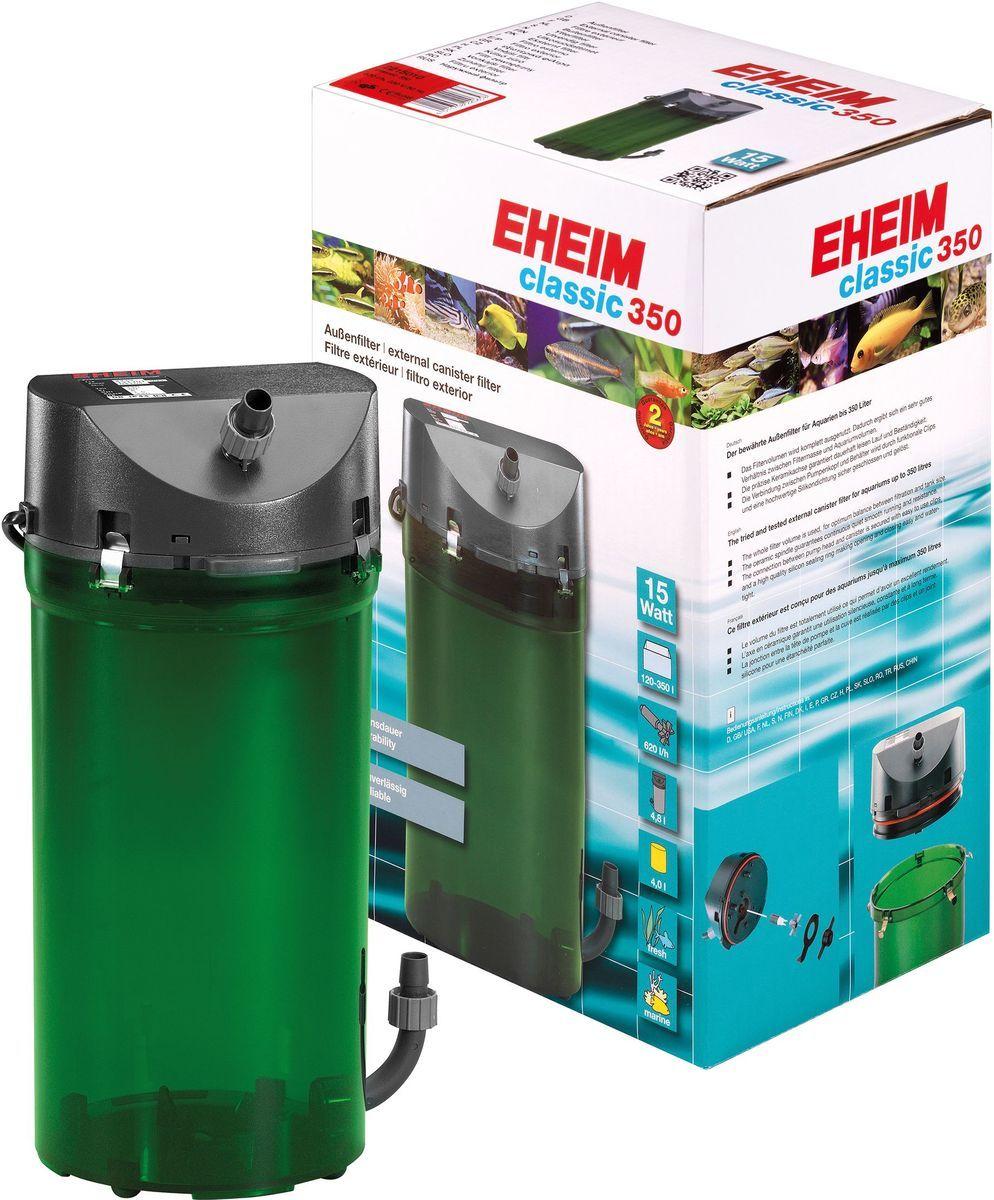 Фильтр для аквариума внешний Eheim Classic 350,
