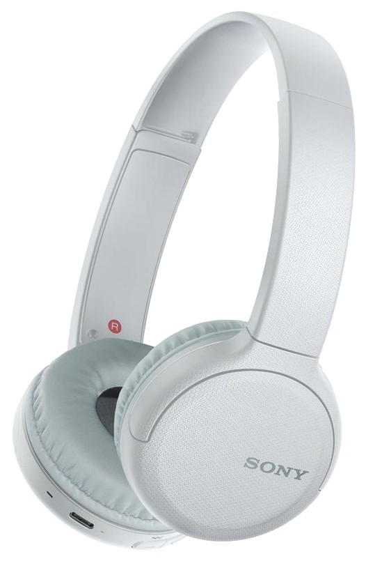 Наушники беспроводные Sony WH-CH510/WZ WH-CH510 White