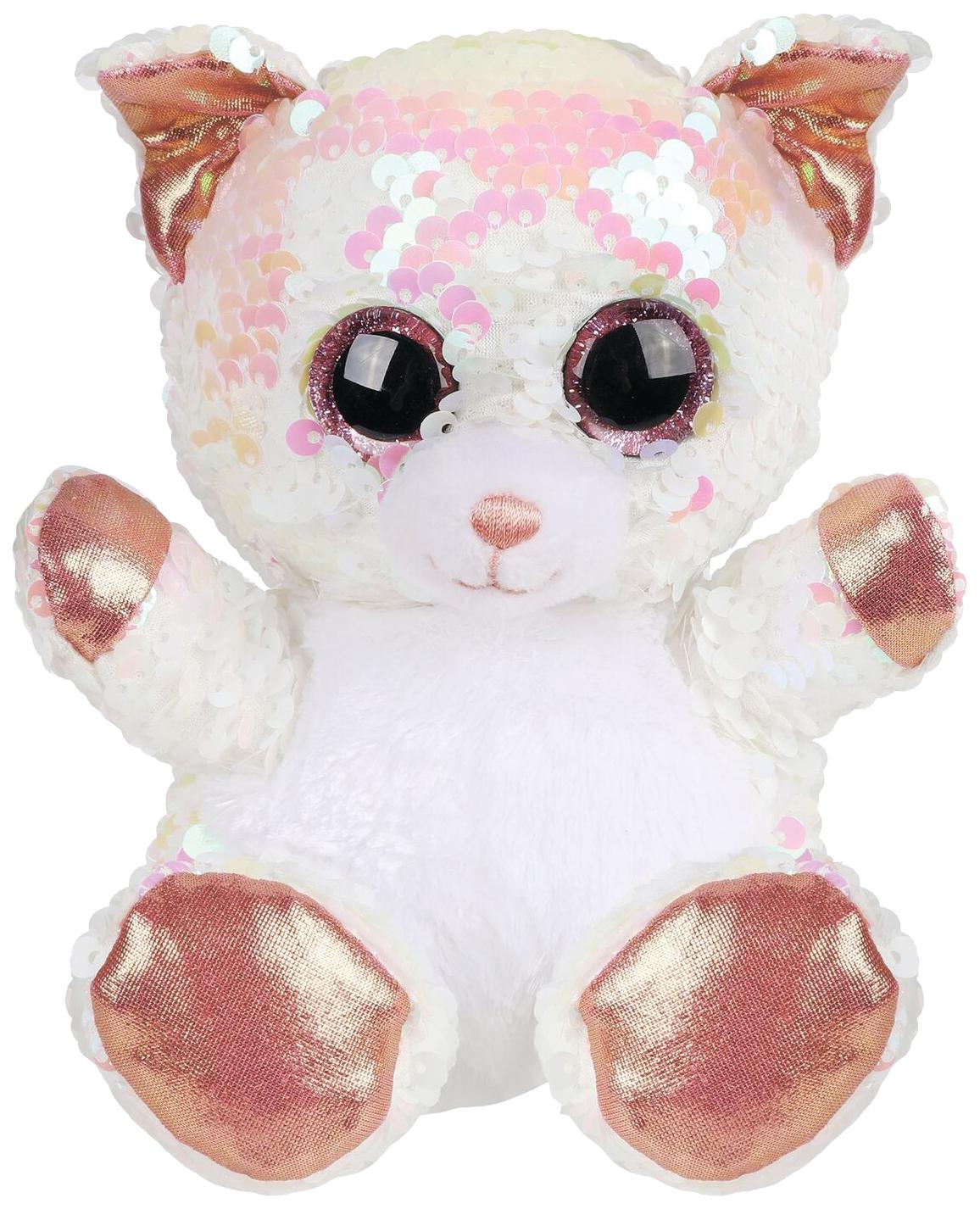 Купить Мягкая игрушка животное Fluffy Family Котенок, Мягкие игрушки животные