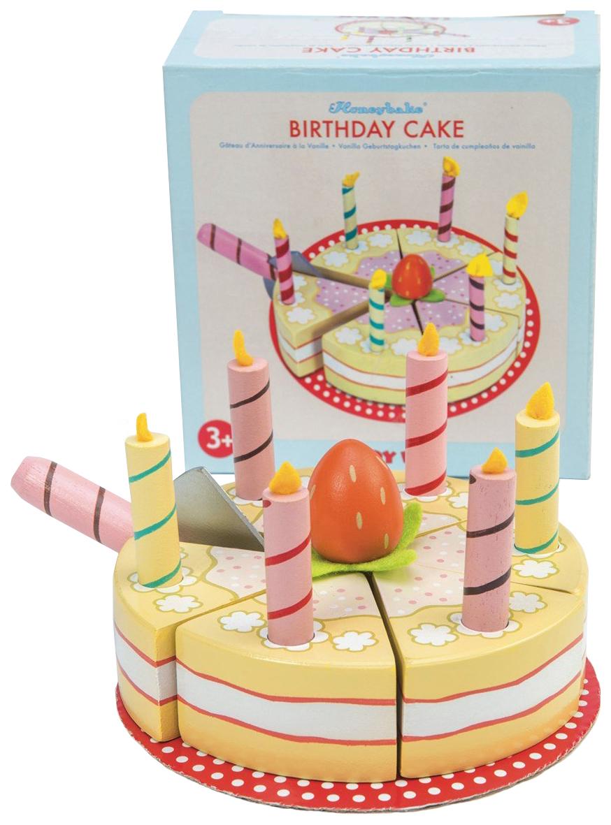 Игрушечная еда Le Toy Van Ванильный торт