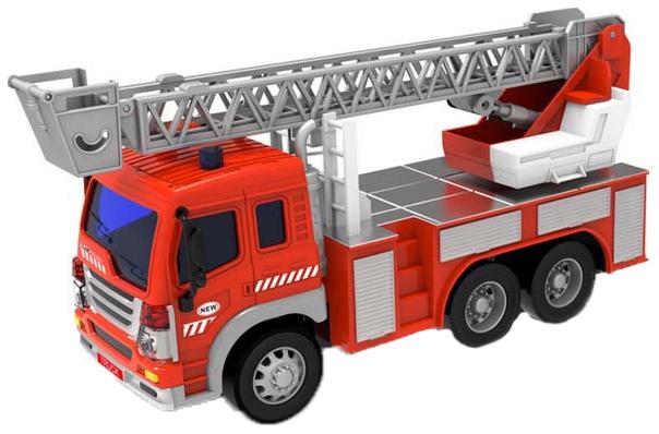 Купить Пожарная машина на радиуоправлении firе fighting масштаб, 1:16 Shеnzhеn tоуs WY996, Shenzhen Toys, Радиоуправляемая спецтехника