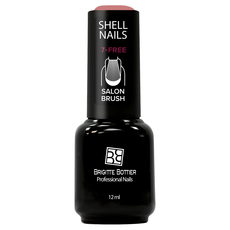 Гель-лак для ногтей Brigitte Bottier Shell Nails тон 964 розово-бежевый, 12мл
