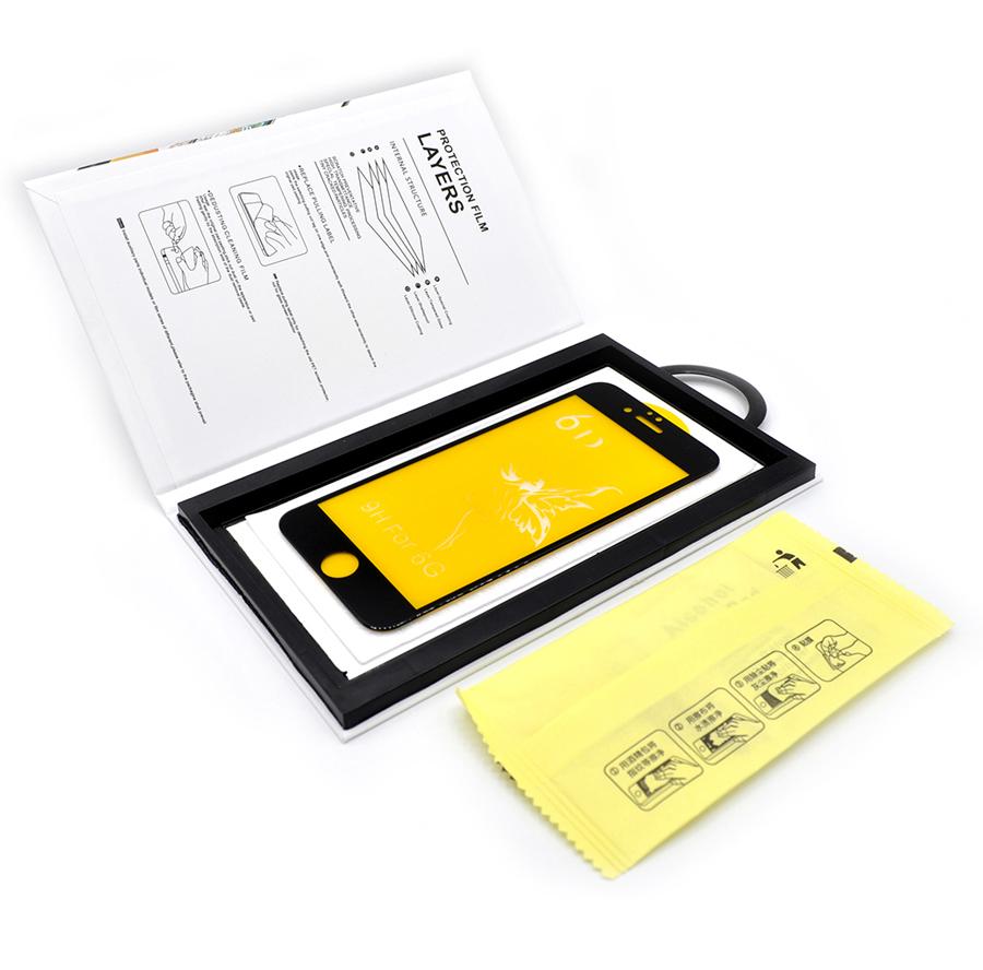 Защитное стекло Innovation для Apple iPhone 7 Plus/8 Plus Black