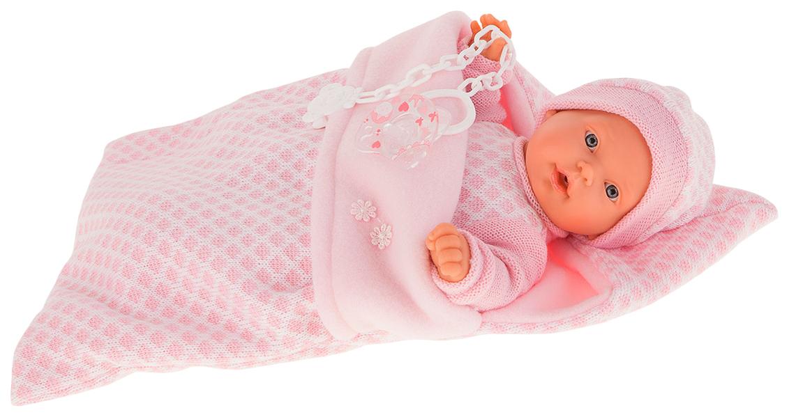 Купить Кукла Мерсе , в розовом в конверте (27 см), Antonio Juan,