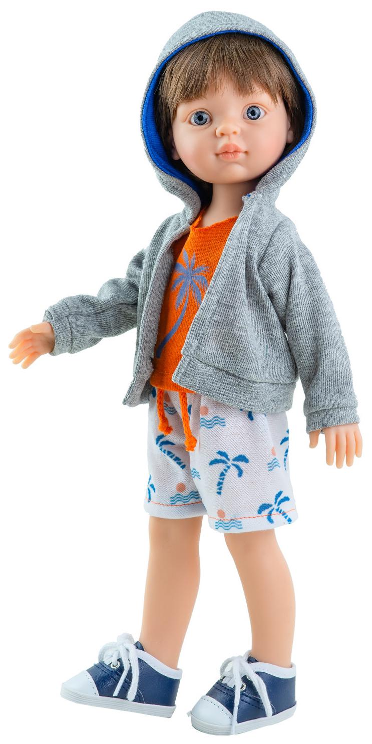 Купить Кукла Висент, 32 см, Paola Reina, Классические куклы