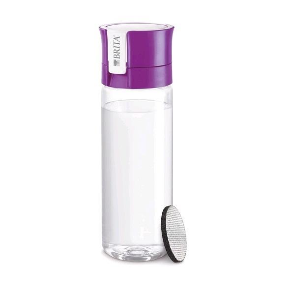 Фильтр-бутылка BRITA Филл-энд-гоу Вайтал фиолетовая