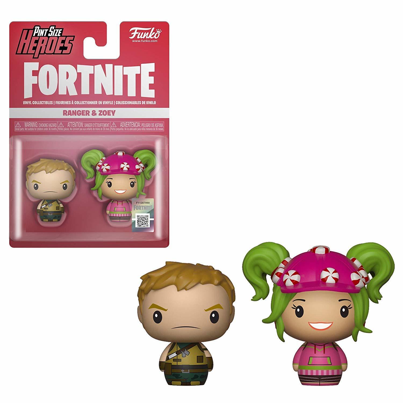 Фигурка Funko POP! Games: Fortnite: Ranger and Zoey фото