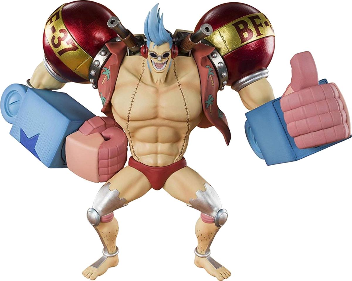"Фигурка Tamashii Nation One Piece - Figuarts ZERO - ""Iron Man"" Franky 57027-7"
