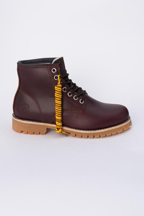 Ботинки женские Affex 81-MSK коричневые 38 RU.