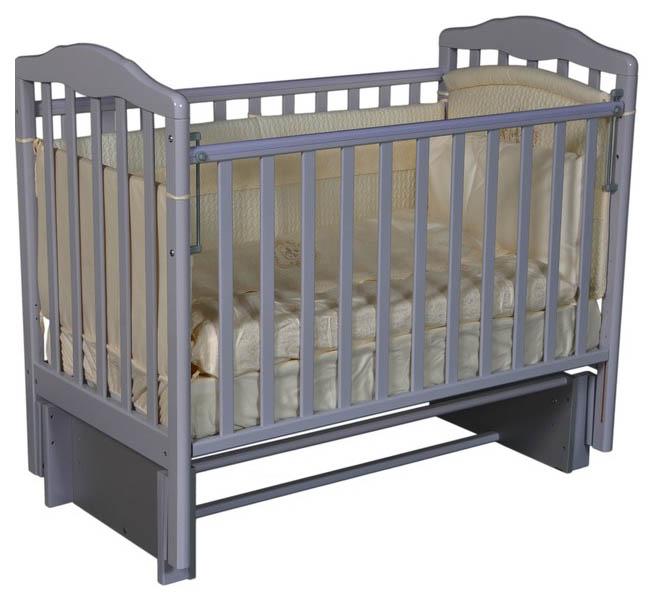 Кровать детская Антел Алита (3/5) а/с, универсальный маятник