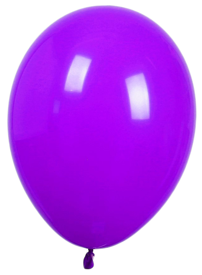Купить Шар латексный 10 , пастель, набор 50 шт., цвет лиловый GLOBOS FESTIVAL S.A., Воздушные шарики
