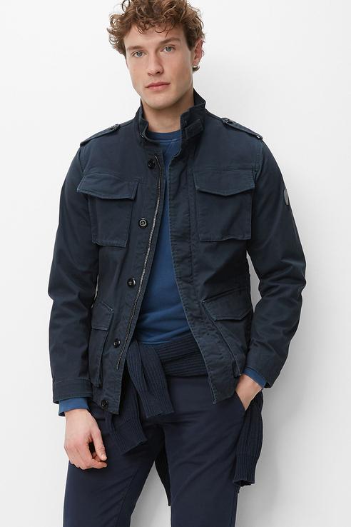 Куртка мужская Marc O'Polo 029670370/896 синий XXL