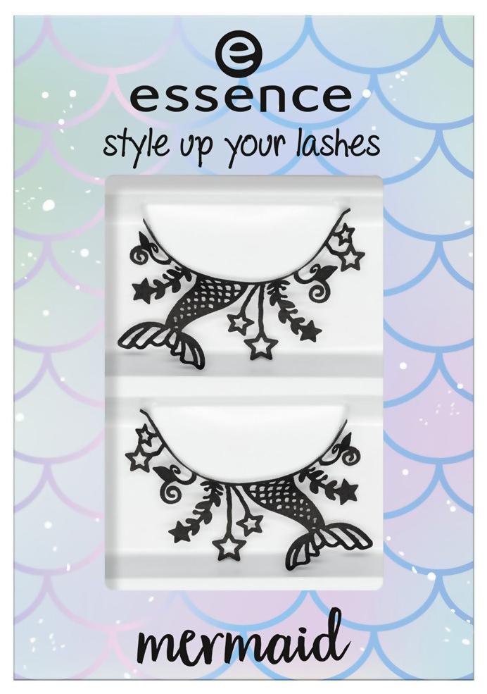 Накладные ресницы essence Style up your lashes
