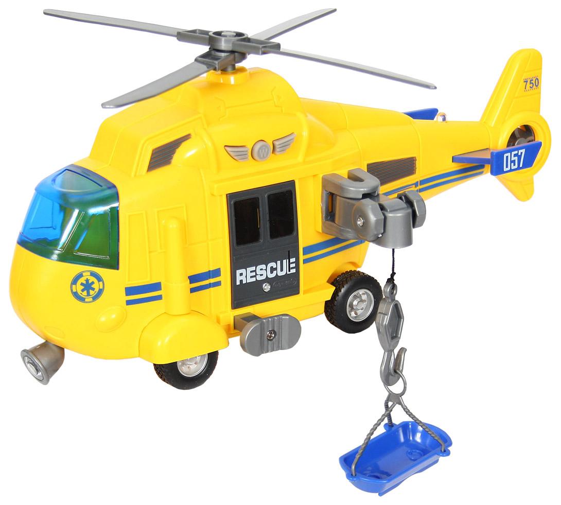 Вертолет Наша Игрушка Rescue 057 Wy750A