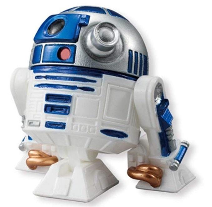 Купить Star Wars Bandai 84627 Звездные Войны Сборная модель Фигурка R2-D2 5 см, Игровые фигурки
