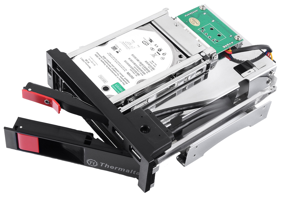 Внутренний карман (контейнер) для HDD Thermaltake ST0026Z