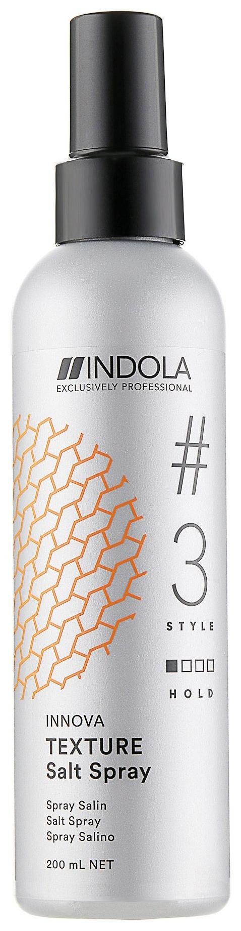 Средство для укладки волос Indola Солевой спрей