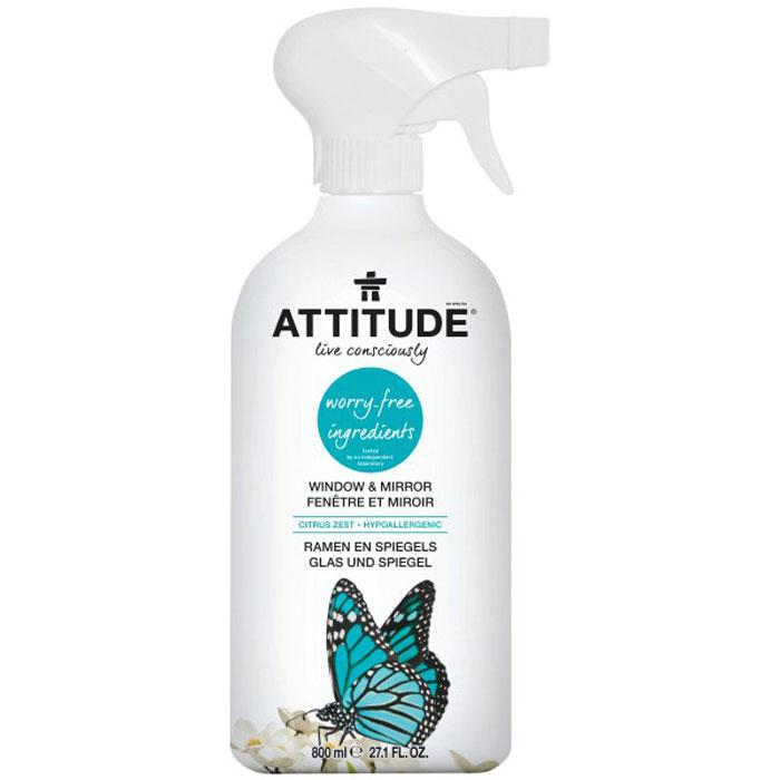 Очиститель Attitude для стекол и зеркал