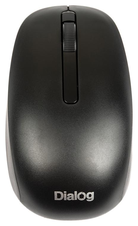 Беспроводная мышь Dialog MROP 06UB Black