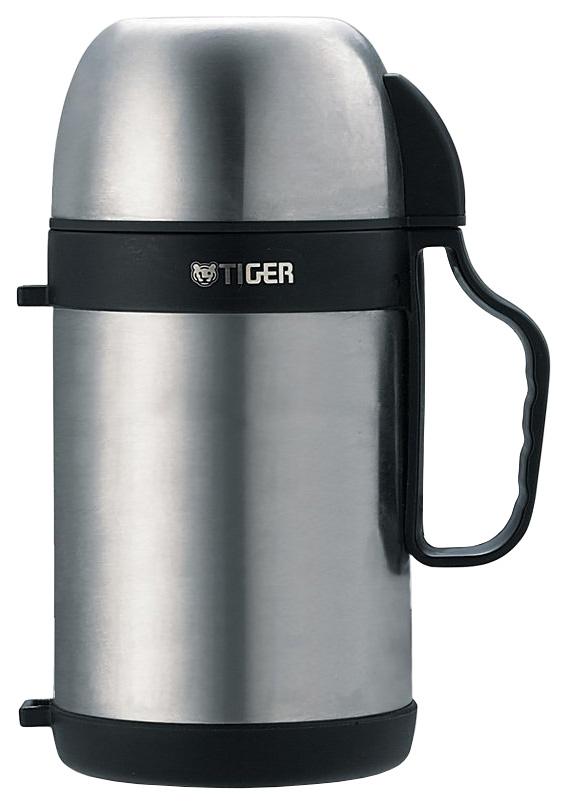 Термос Tiger MCW-P071 XS 0,7 л серебристый/черный