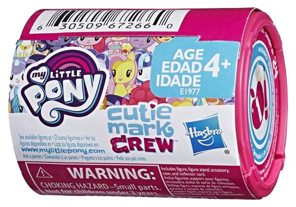 Фигурка My little Pony Хасбро С.А. Милашка Пони в закрытой упаковке E1977EU4/E1977121