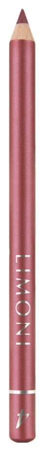 Карандаш для губ Limoni Lip pencil 04 20г