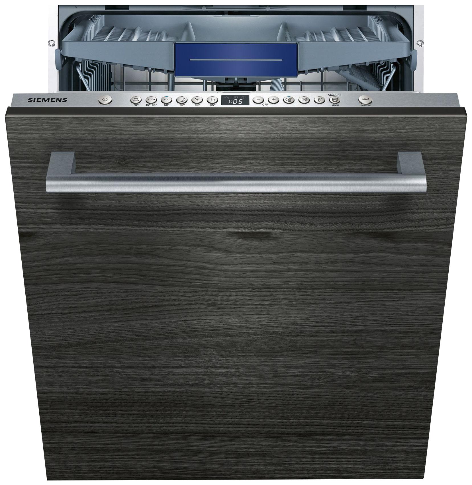 Встраиваемая посудомоечная машина 60 см Siemens SN636X00MR