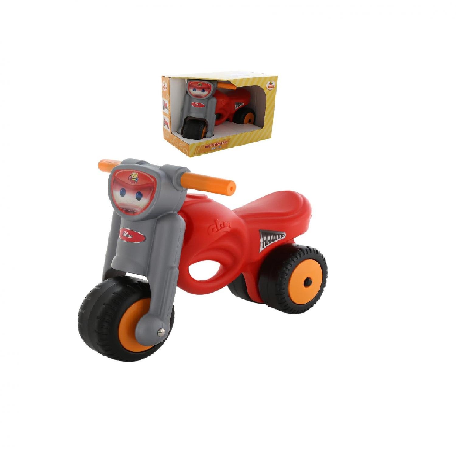 Каталка-мотоцикл Мини-мото в коробке Coloma Y Pastor 67166_PLS