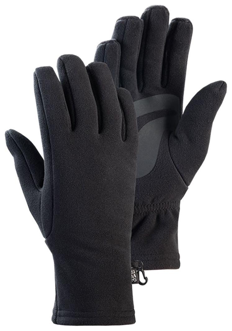 Перчатки Sivera Тикша 2.0 черные, размер 25