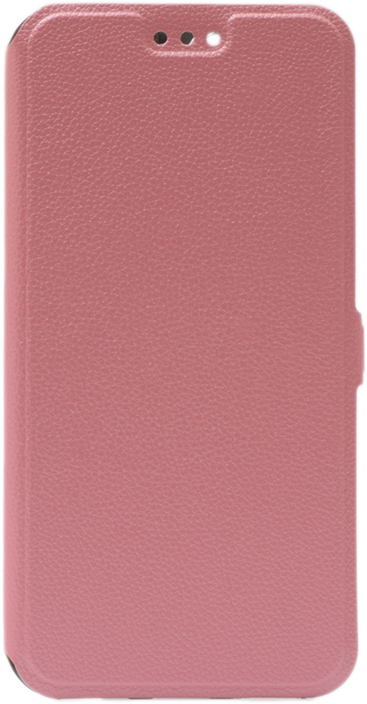 Чехол GOSSO CASES Book Type UltraSlim для Huawei Honor 7A Pro розовый