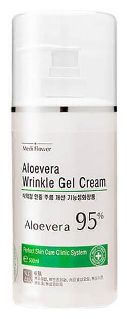 Крем для лица Medi Flower Aloevera Wrinkle