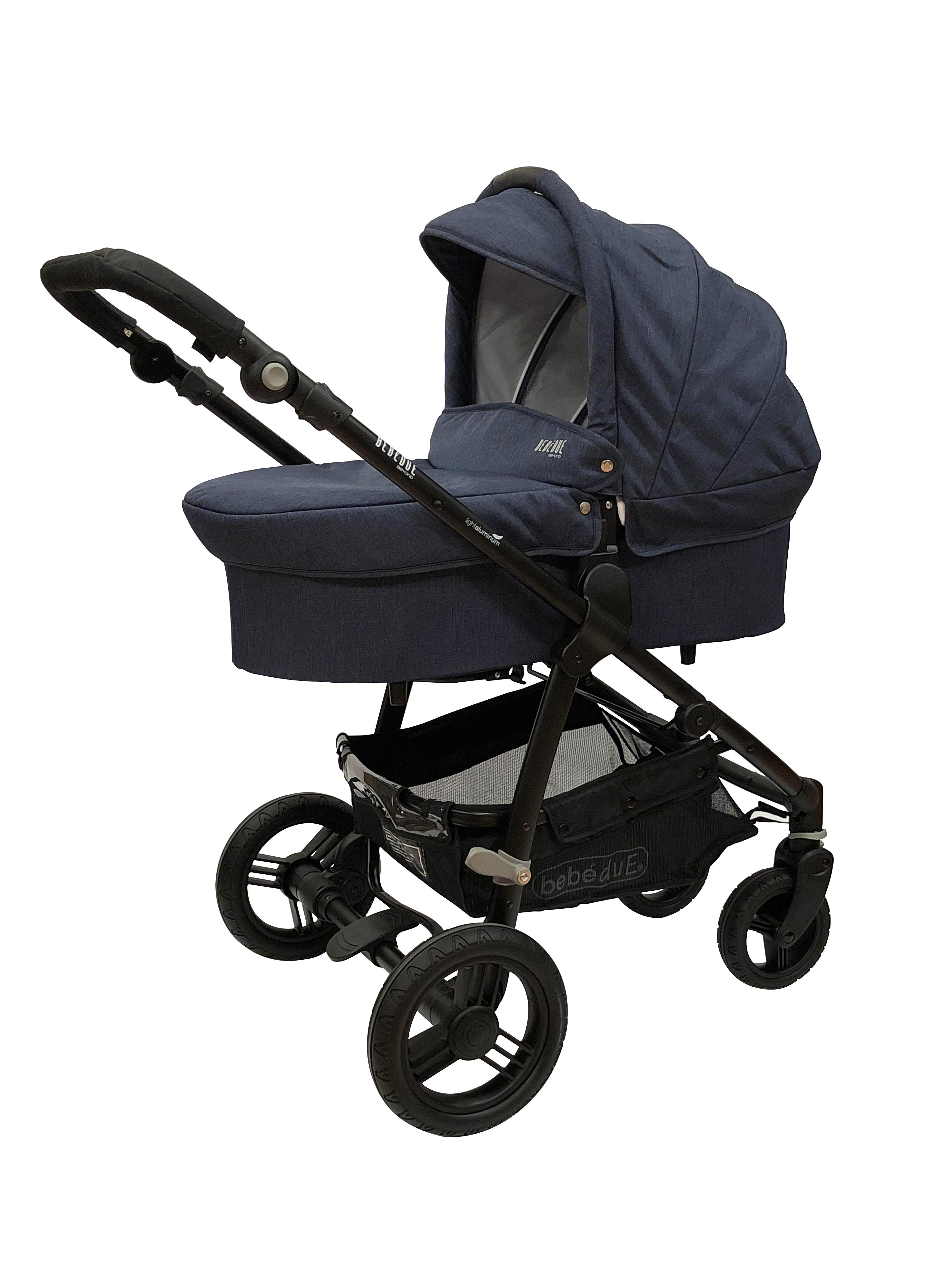 Купить Коляска 2 в 1 Bebe Due Beyond 10153, Детские коляски 2 в 1