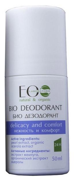 Дезодорант Ecolab Нежность и комфорт 50 мл
