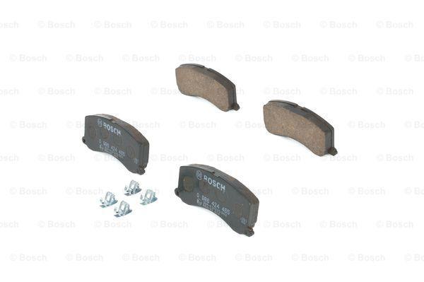 Комплект тормозных дисковых колодок Bosch 0 986 424 465
