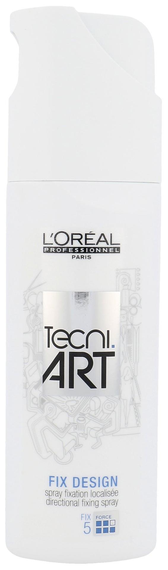 Лак для волос L'Oreal Professionnel Tecni.Art Fix Design
