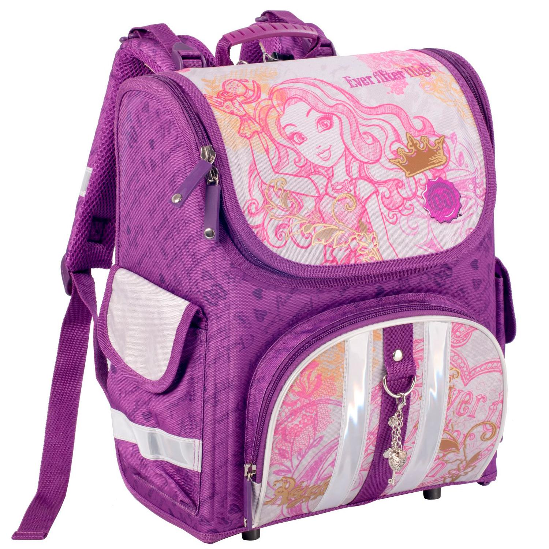 Купить Ранец Erich Krause Ever After High Fashion style раскладной модель Light 39189, ErichKrause, Школьные рюкзаки для девочек