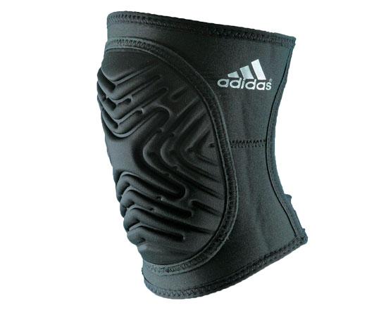 Защита колена Adidas Wrestling Knee Pad черная M