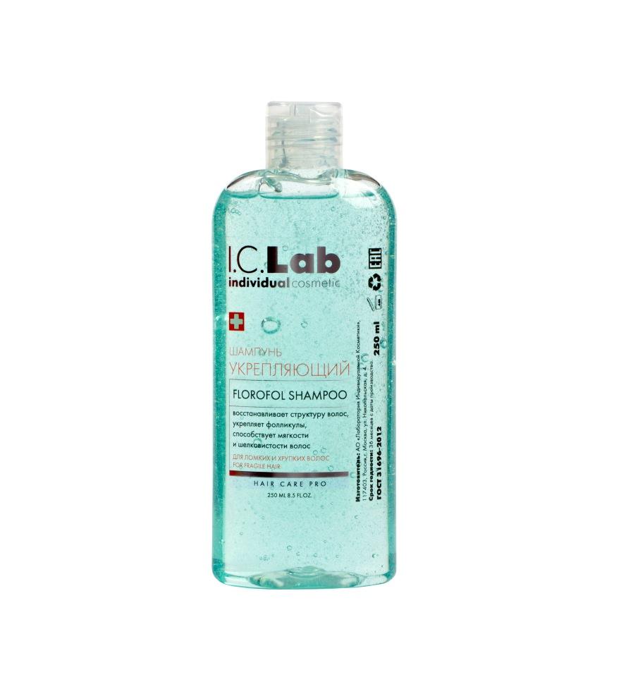 Шампунь I.C.lab Individual cosmetic укрепляющий