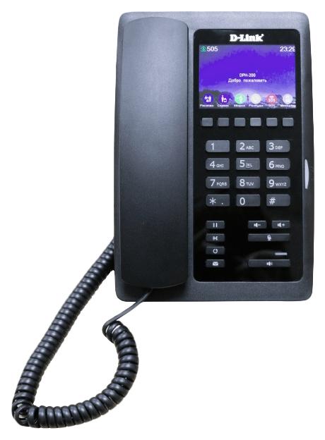 Телефон D-Link DPH-200SE
