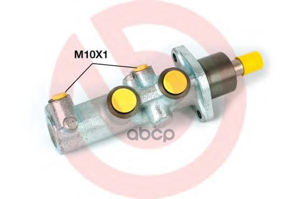 Тормозной цилиндр brembo M61037