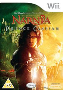 Игра Хроники Нарнии: Принц Каспиан для Nintendo Wii
