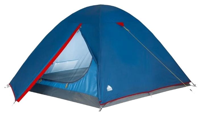 Туристическая палатка Trek Planet Dallas 3 трехместная синяя