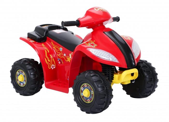 Электроквадроцикл Tommy HD-4 красный фото