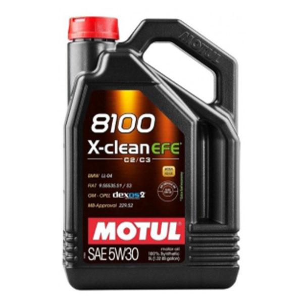 Моторное масло Motul 8100 X clen