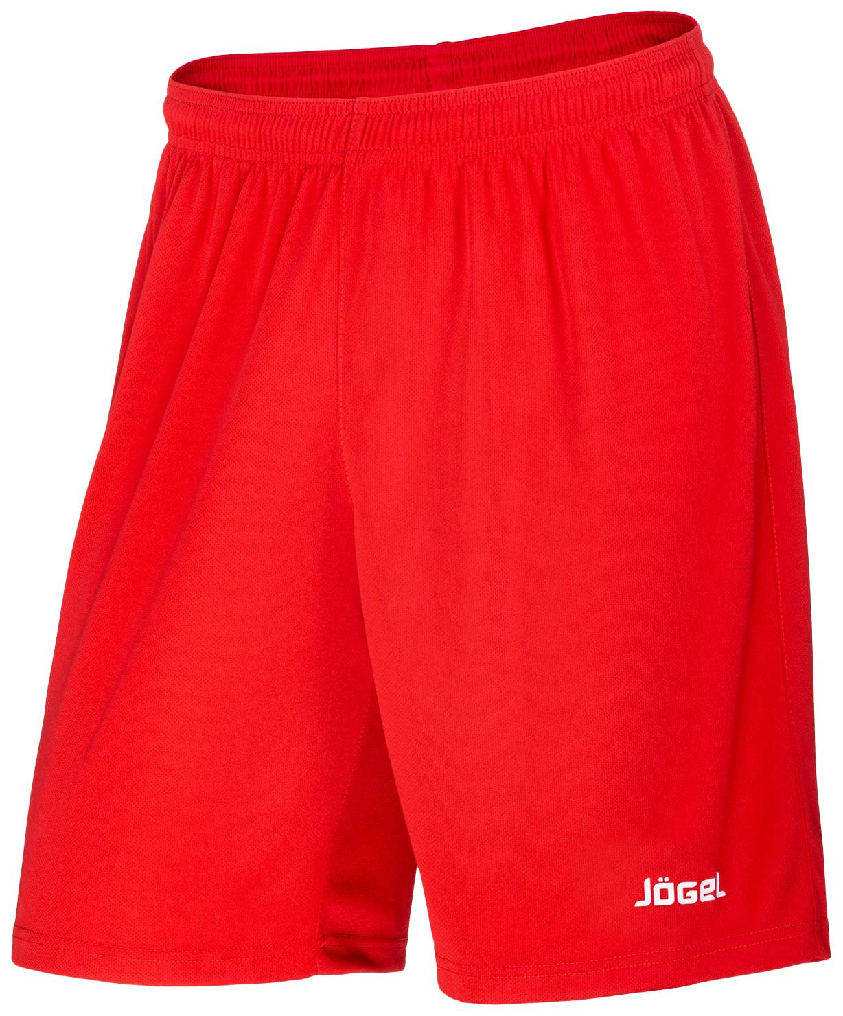 Шорты баскетбольные детские Jogel красные JBS 1120