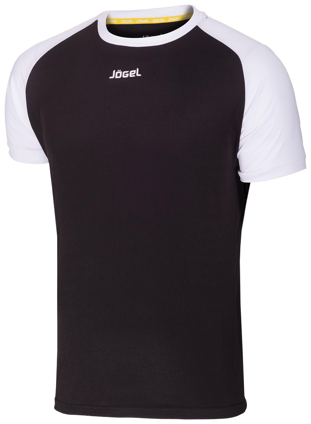 ФутболкаJOGEL JFT 1011 061 белый; черный YL