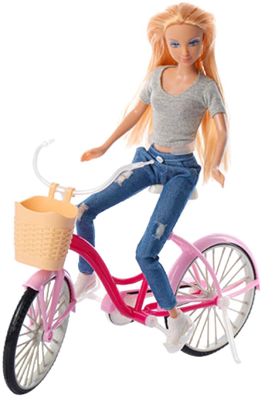 Купить Кукла Дефа Люси - Летние прогулки с велосипедом Defa Lucy, Классические куклы