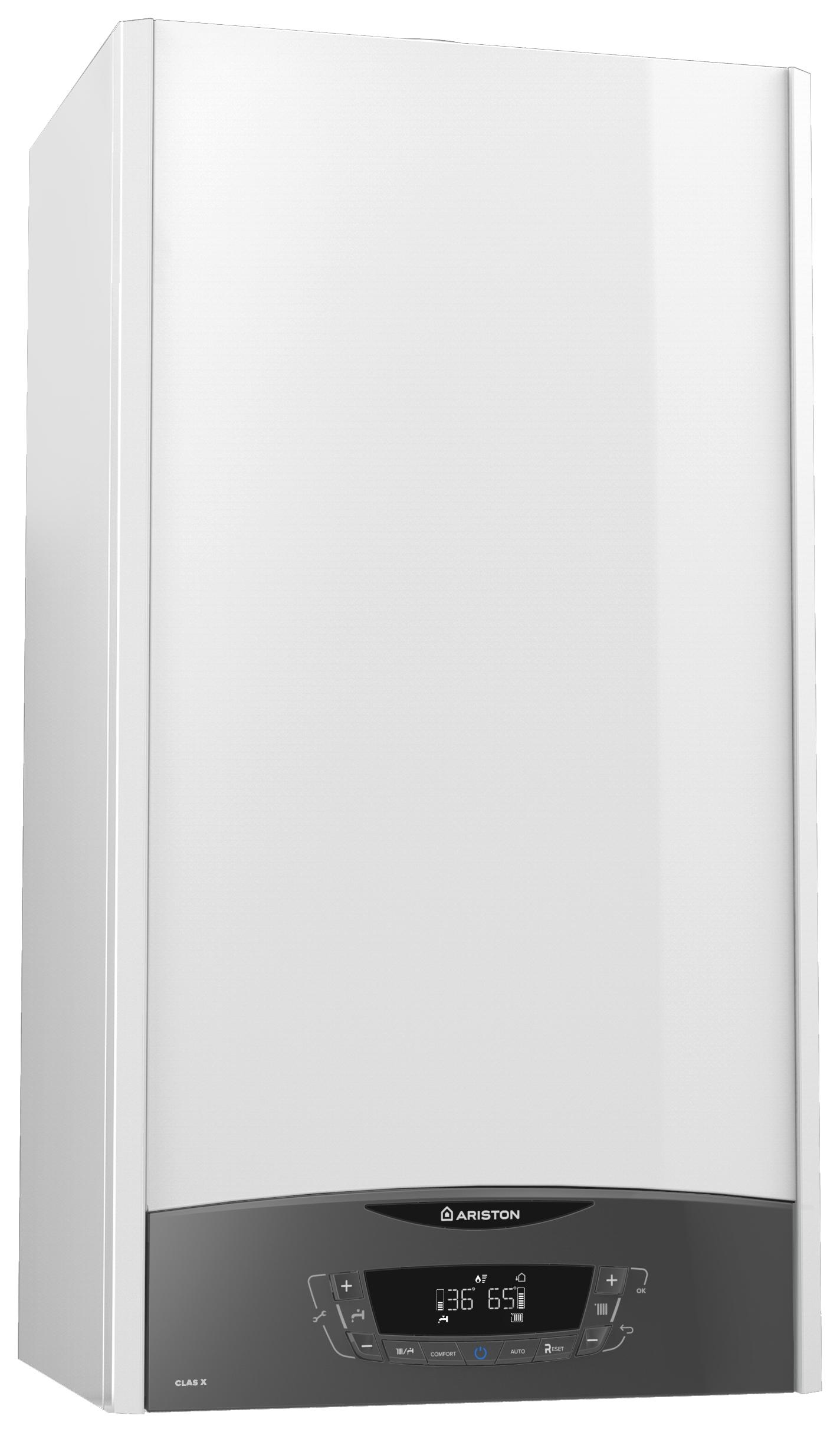Газовый отопительный котел ARISTON CLAS X SYSTEM 24 FF (RU) 3300873 фото